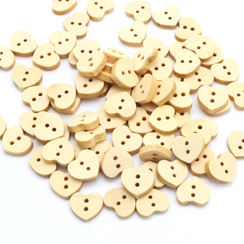 5 CUTE UNICORN SHAPED 2 HOLED WOODEN BUTTONS 30mm x 20mm WHITE /& PEACH