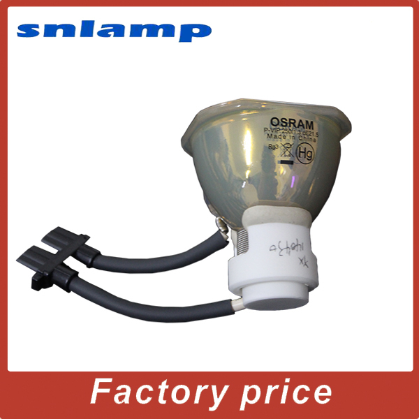 100% Original Osram Bare Projector lamp VLT-XD400LP for  XD400 XD460 XD480 XD490 XD450 ES100 XD460U vlt xd400lp xd400lp for mitsubishi xd460u xd400 xd480 xd490 xd450 es100 xd490u xd480u xd450u projector lamp bulb with housing