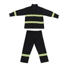 Огнеупорное водонепроницаемое жаростойкое противопожарное оборудование огнестойкая одежда