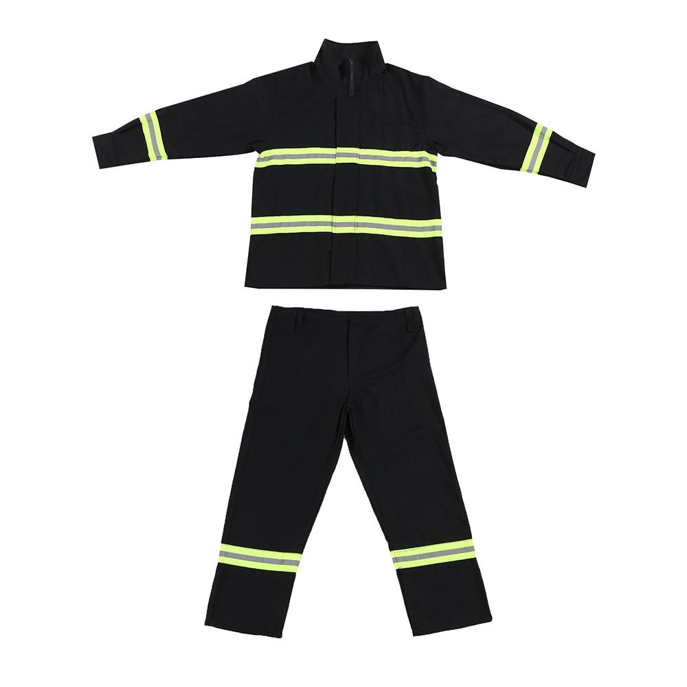 Fireproof Waterproof Heatproof Fire Fighting Equipment Flame Retardant Clothing Fire Resistant Clothes
