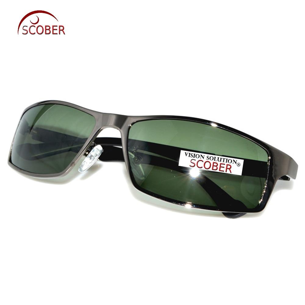 = SCOBER = TR90 Temple Designers Polarisierte Sonnenbrille Grau Braun - Bekleidungszubehör - Foto 6