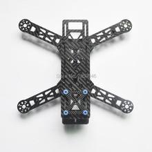 ZMR Quality QAV280 100% Pure Carbon Fiber FPV Mulit-rotors Quadcopter Frame Unassembled DIY Mini 280 frames for Drone UAV Quad