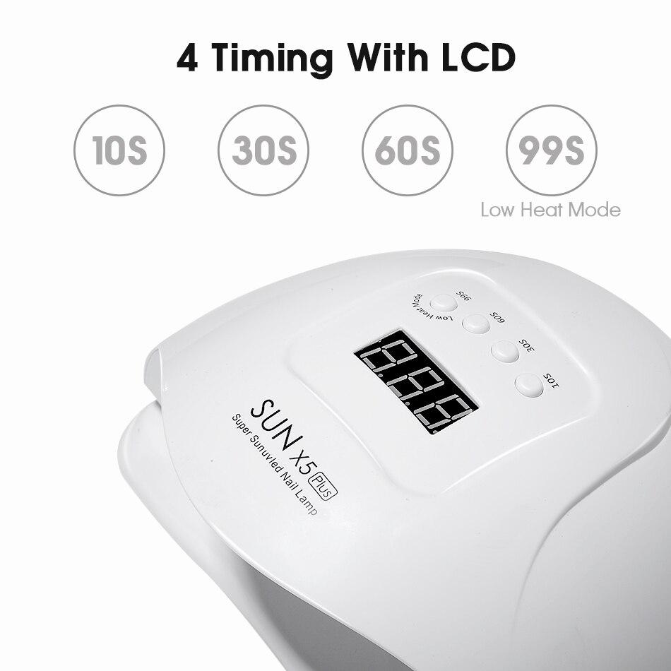 ув лампа 54w 36pcs Leads Uv Led Lamp Professional And Home Use Nail Lamp