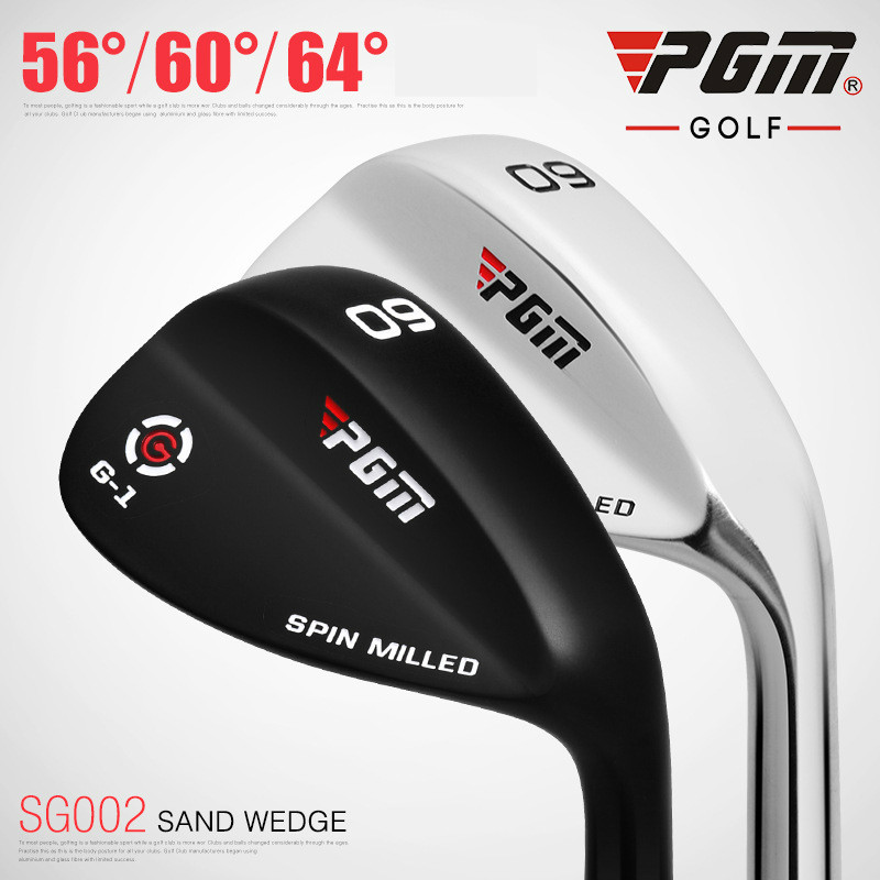 PGM Golf Club sand bar practice special digging rod stainless steel knife back design wholesale 72 1 100