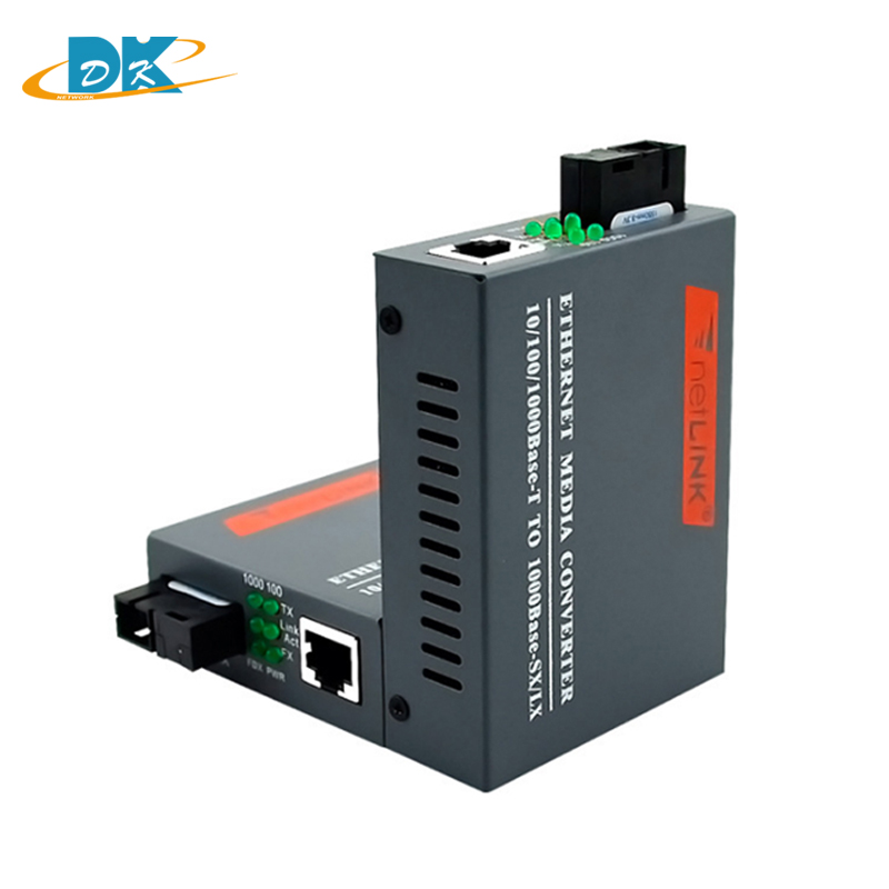 5pair/lot HTB-GS-03-A/B 1000M Single-mode Single Fiber Optic Ethernet Media Converter5pair/lot HTB-GS-03-A/B 1000M Single-mode Single Fiber Optic Ethernet Media Converter