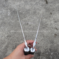 Hunting Dowsing Divining Rods Detector Water Witching Lost Objects atenda of VR series or EPX9900 gold metal dete