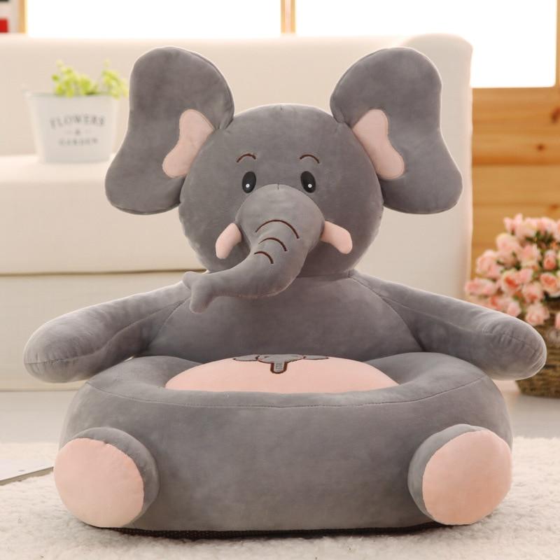 Bébé canapé jouer jouet ami 2 en 1 sûr doux siège maternelle bébé chaise en peluche jouet cadeaux enfants siège