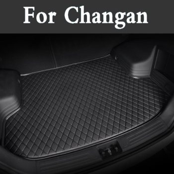Car Mats Custom Car Trunk Mats Auto Accessories Styling For Changan Cs35 Cs75 Raeton Ev Cs15 Cs95 Linmax Cs55 Cs15ev Cc