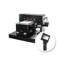 OYfame Digital A3 UV Flatbed Printer Glass Phone Case Printing Machine&Portable Handheld Digital Label Printer For paper leather
