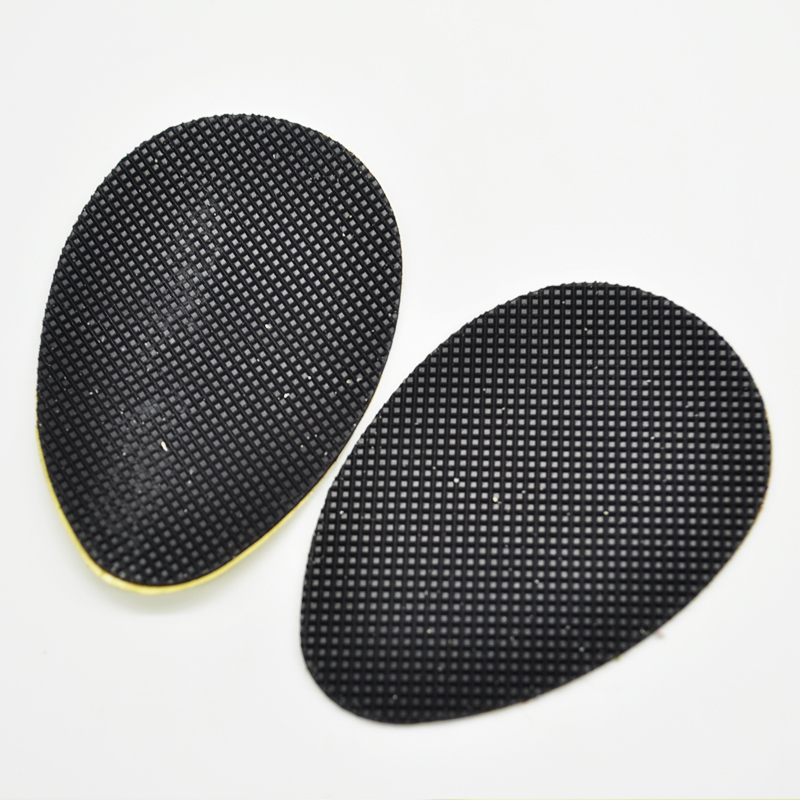 Anti Slip Pad Ground Grip Under Soles Stick Non-slip Rubber Sole Protectors Self-Adhesive Shoes Pads Mats