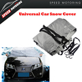 ar Half Cover Windshield Sun Shade Waterproof Winter Snow Shield Anti-UV Covers Auto Front Windscreen Rain Frost Sunshade