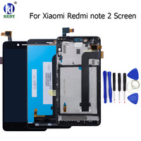 For Xiaomi Redmi Note 2 LCD Display Touch Screen Digitizer Assembly Repair For Xiaomi Hongmi Note