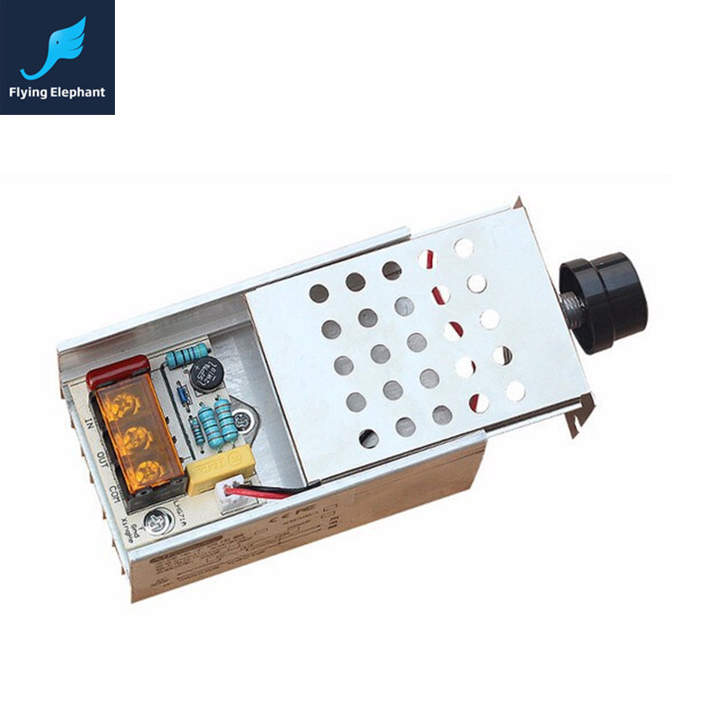 Technical Grade , 4000W Import High Power SCR BTA41-600B Electronic Voltage Regulator 25A For Dimming Speed Thermostat