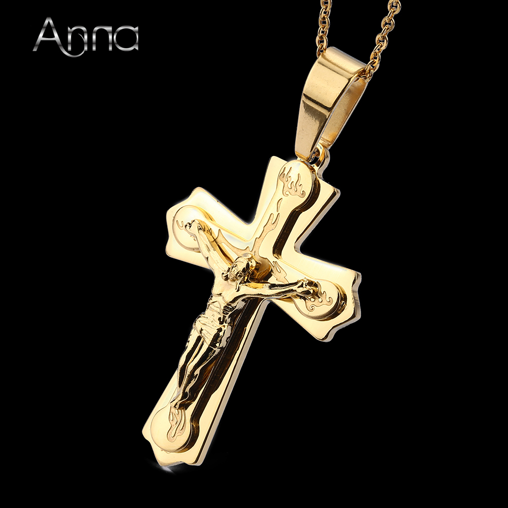 A&N Necklace Pendant Brand Necklace Silver Gold Color Jewelr