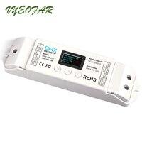 LTECH DMX SPI 202;DMX SPI Decoder;16 modes;support WS2801/WS2811/WS2812/WS2812B/TM1804/TM1809/INK1003/1903.etc IC Free Shipping