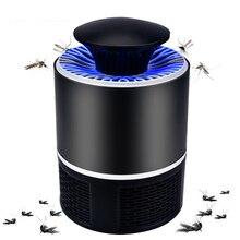 Светодиодный светильник от комаров Zapper с УФ-питанием от USB, фотокаталитическая ловушка для комаров, лампа от вредителей, насекомых, ночной Светильник для детей