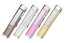 ¡ Venta caliente! F1 16 GB A Estrenar Mini Clip Deportes MP3 reproductor de música USB Flash VOR Audio Dictáfono Digital Spy Pen Drive AB repeat FM Pin