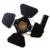 6 unidades/pacote Levou luz Pista 7 w cob faixa lâmpada LED de iluminação loja de roupas LEVOU Holofotes com tampa ajustável em frente