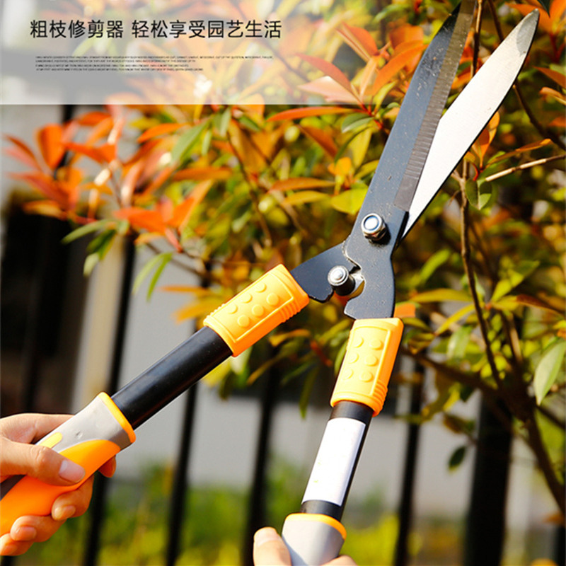 Garden flower tree trimmer hedge shear trimming shearing for Gardeners trimming tool