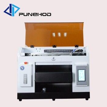 Mini automatic a3 uv inkjet led printer for golf ball flatbed printer
