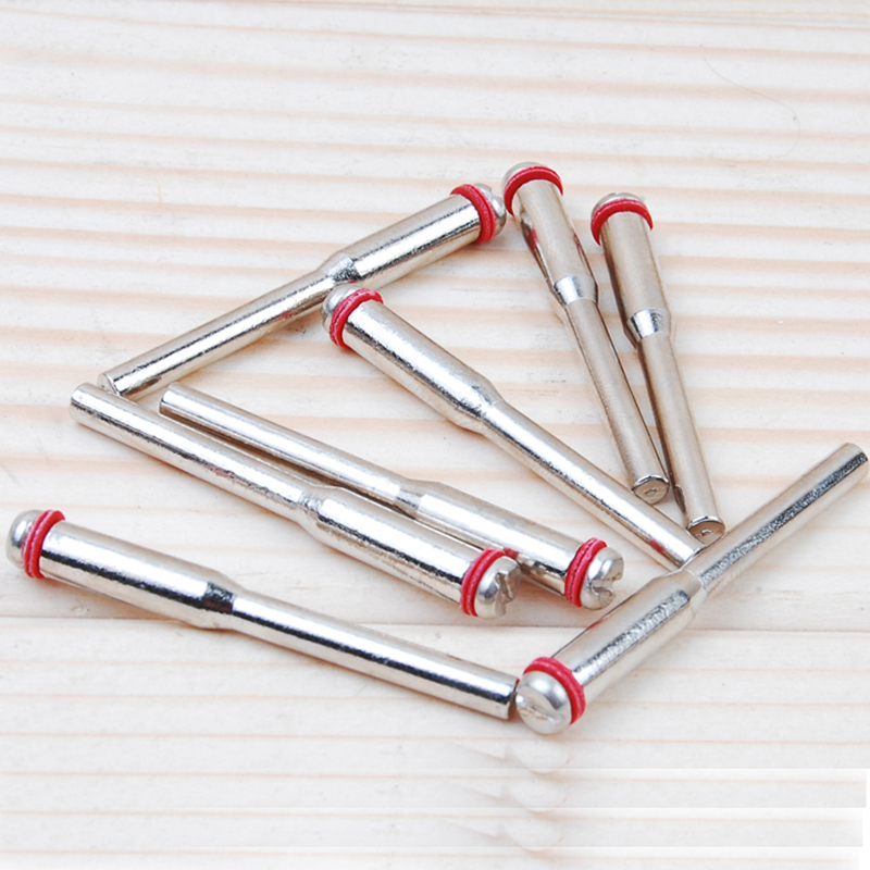 10tk kvaliteetset mandrelit dremel, kruvivarre varre katkestusratta dremeli südamik, Dremel Rotary tööriista jaoks