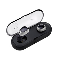GiGiboom Mini Twins True Wireless Stereo Bluetooth Earphones With Charge Box CSR 4 2 Handsfree Headset