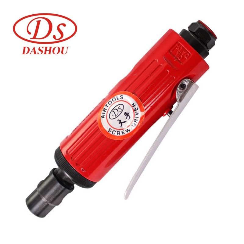 цена на DS Pneumatic Pools 1/4 Inch Air Die Grinder DS2016B Collet 6mm Pneumatic Grinding Machine Polishing Machine 25000rpm 1pc