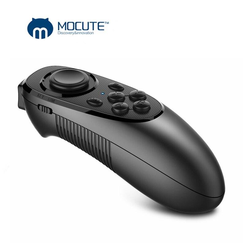 MOCUTE 052 Wireless <font><b>Bluetooth</b></font> VR <font><b>Joystick</b></font> Gamepad Remote Controller For <font><b>Android</b></font> iOS Phone PC TV Box 3D Virtual Reality Glasses
