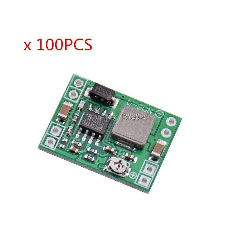 100 ШТ. MP1584 DC-DC step-down модуль