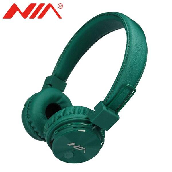 3 Pezzi un set Originale NIA X3 Stereo Senza Fili Bluetooth Cuffia di Alta  Qualità di bc23d3f3b103