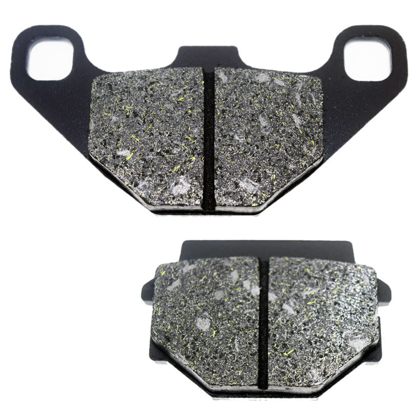 Motorcycle Front Rear Brake Pads For KTM 125/250/350/500 MX KAWASAKI KX 125 E1 BJ 250 B1 B7A Estrella C1-C7 RS KX 250 D2 P01 motorcycle rear brake pads fit for malaguti madisont 125 250 f18 spidermax rs scarabeo300 password250 r125 phantommax