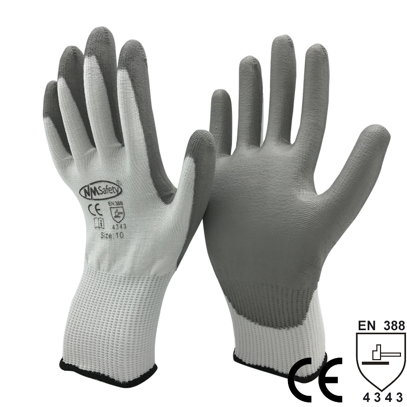 NMSafety Cut Resistant Work Glove Glass Handing Labor Glove HPPE Anti Cut Safety Protective Handve
