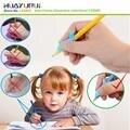Envío gratis Dolphin juguetes educativos 5 unids guiar a los niños debidamente sostener un bolígrafo escritura no tóxico Juguetes Wobi anterior escolarización