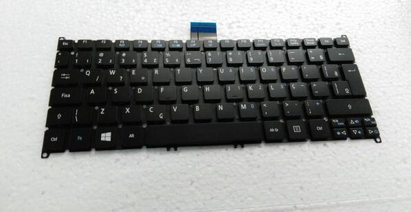 NEW for ACER TravelMate B115-MP B115-M keyboard Spanish Teclado Black