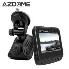 Azdome DAB211 Ambarella A12A55 Видеорегистраторы для автомобилей Камера 2560×1440 P Super HD видео Регистраторы Ночное видение 2.31 дюймов ЖК-дисплей Экран тире cam H38