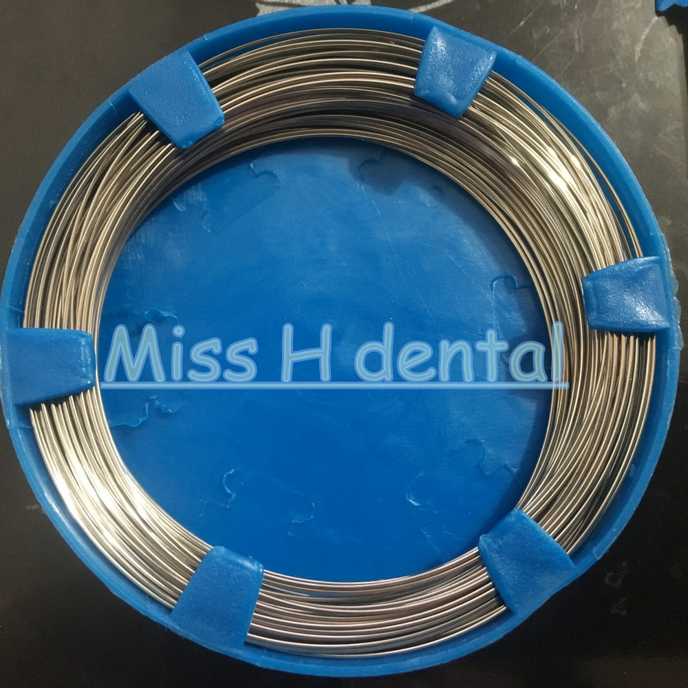 5PCS Dental Stainless Steel Wire Dental Instruments On Denture ...