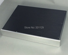 Breeze Audio-aluminum chassis professional material BZ4306 preamp/DAC aluminum chassis/case enclosure