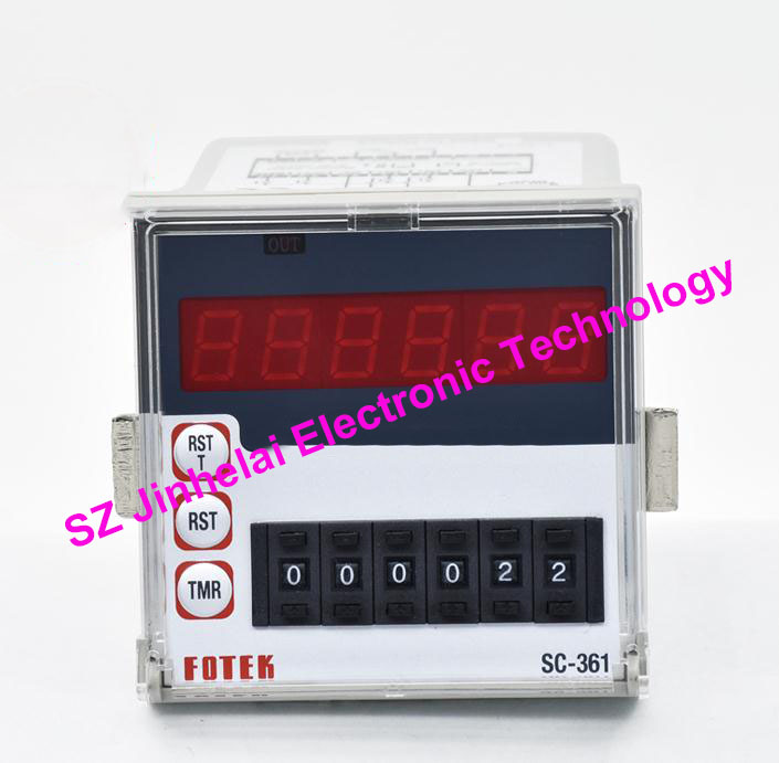 цены Authentic original FOTEK SC-361 AC220V Made in Taiwan