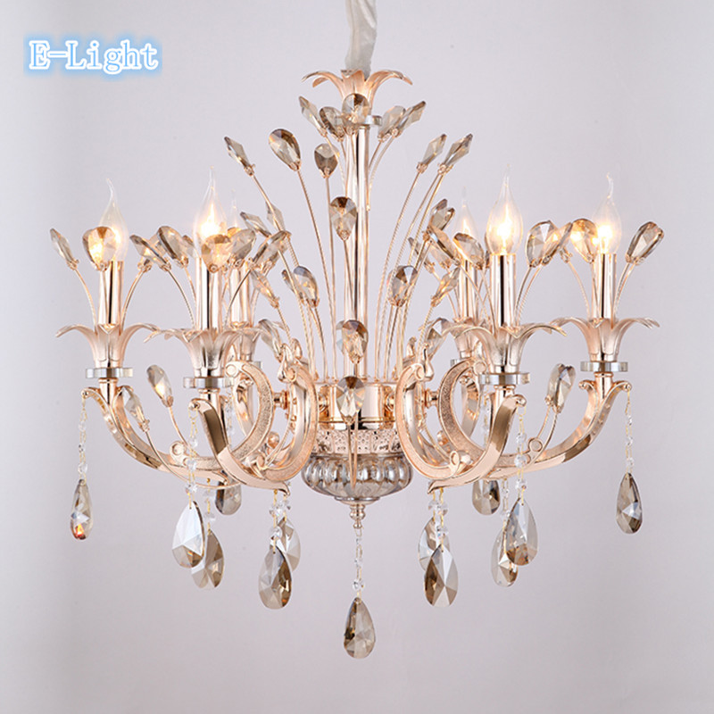 Antique Candle Chandeliers Champagne Crystal Chandelier: Popular Champagne Chandeliers-Buy Cheap Champagne
