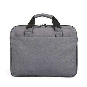 Image 3 - Kingsons бренд водонепроницаемый 12 ,13,14 ,15 дюймовый ноутбук сумка для ноутбука портфель сумка на плечо