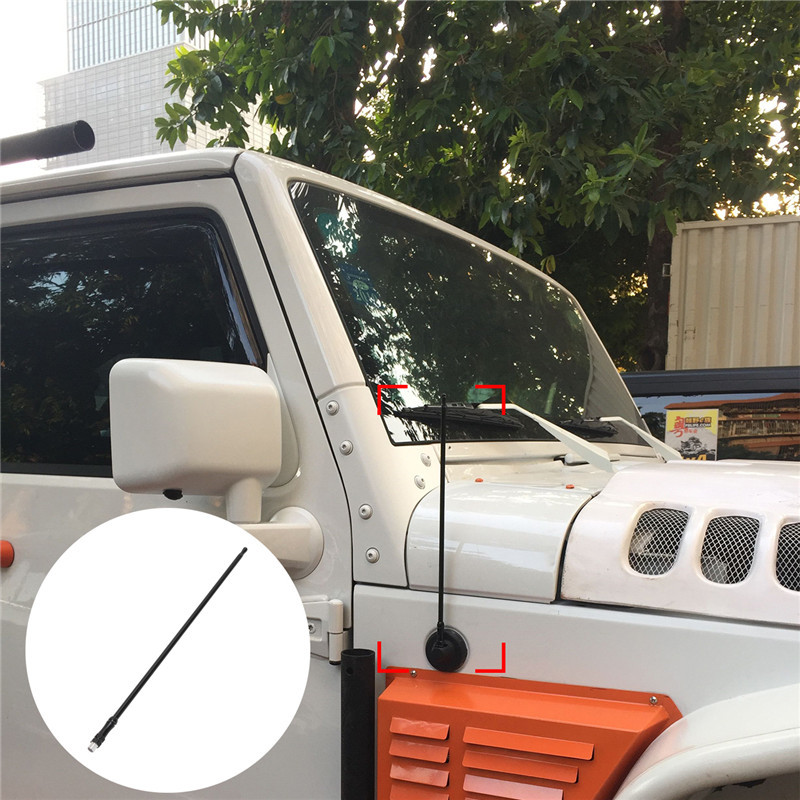 Back To Search Resultsautomobiles & Motorcycles 13 8mm Am Fm Signal Amplifier Aerial Radio Antenna Mast For Jeep Wrangler Jk Unlimited 2007 2008-2015 Antena Auto Roof Whip Making Things Convenient For The People Auto Replacement Parts