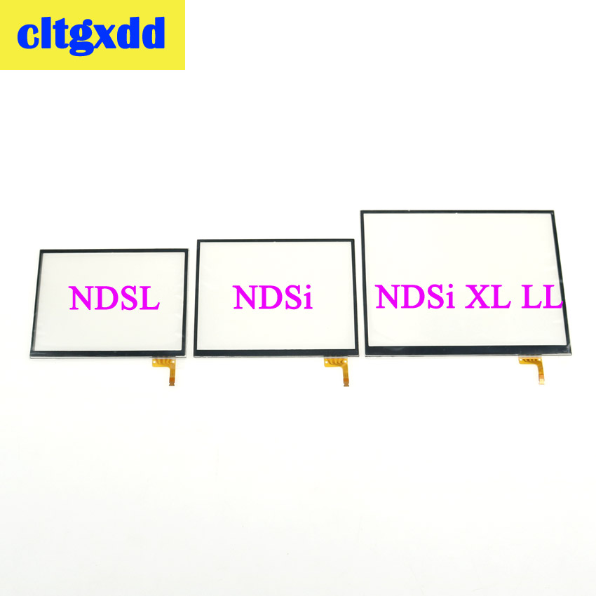 Cltgxdd Touch Screen Panel Display Digitizer Glass For Nintendo DS Lite NDSL Ndsi XL LL Console Game Replacement