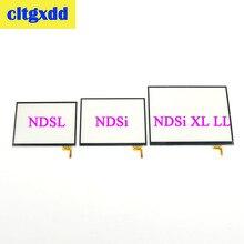 Cltgxdd מגע מסך תצוגת לוח digitizer זכוכית עבור Nintendo DS Lite NDSL NDSi XL LL קונסולת משחק החלפה