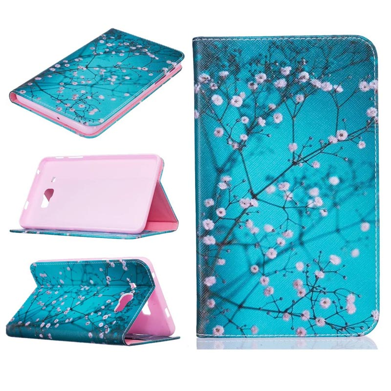 Fashion Cartoon Picture Case Cover For Samsung Galaxy Tab A 7.0 SM-T280 T285 / Tab J 7.0 Max T285YZ Protective Cover/Skin