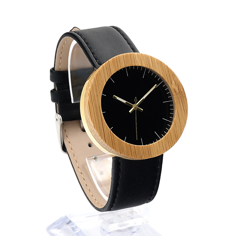 BOBO BIRD Watches for Men and Women Wood Bamboo with *