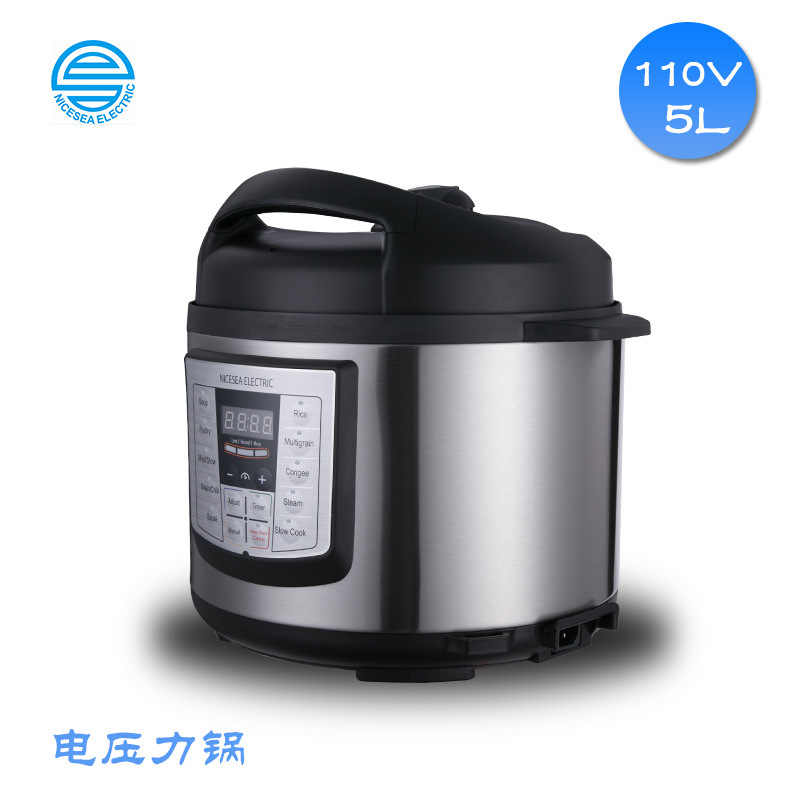 5L capacité 110V volts autocuiseur électrique Double Gall multifonctionnel Intelligent ménage autocuiseur électrique