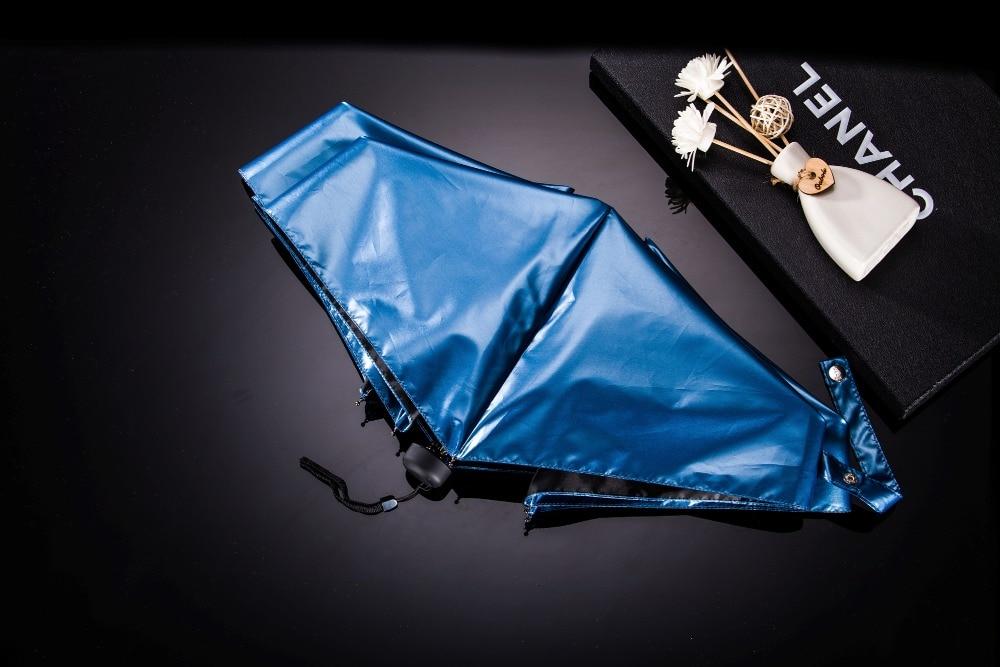 női esernyő esernyő összecsukható fekete vízálló TTK márka - Háztartási árucikkek - Fénykép 3
