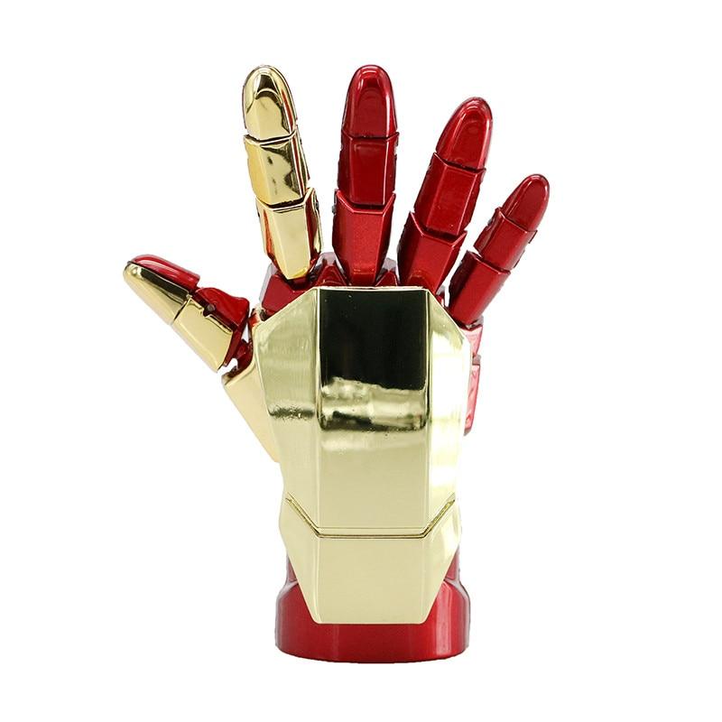 Avengers usb flash drive 4G järnman 8G penna enhet 16G Captain - Extern lagring - Foto 5