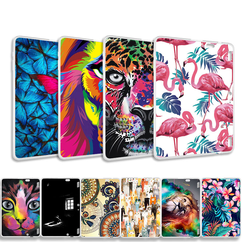 Silicone Table Case For Amazon Kindle Fire HDX8 9 HDX 8 9 8 9 inch Anti knock Soft TPU Tablet Bag Back Cover Prorective Shell in Tablets e Books Case from Computer Office