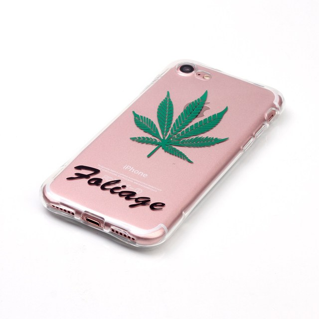 3D Painted Flower Sample Style  for iPhone 6 6S 7 Plus 6 Plus 5 SE